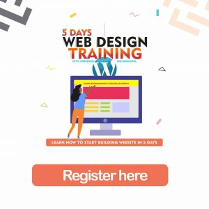 Website design and digital marketing training in lagos Nigeria