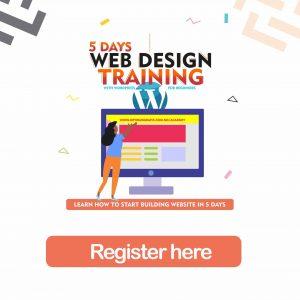 Website design and digital marketing training in lagos Nigeria